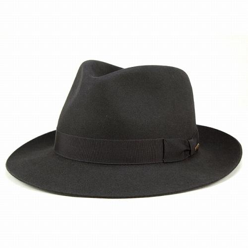 965c8761fb619 ELEHELM HAT STORE  Felt Hat Cap mens luxury Czech-made far felt large brim  Stetson dressy formal hat  quot PENN quot  gray   P19Jul15
