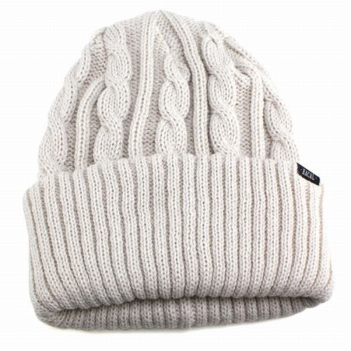 Speaking of autumn and winter knit hat. Cable knitting is knit hat in this  fashionable accent that is a popular domestic brand