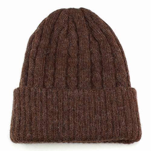 49c00d972f566 ELEHELM HAT STORE  Knit caps mens Womens fall winter Alpacas 100% watch mens  Hat cable knit simple luxury Brown (knit hats shirts hats winter male Kamon  Cap ...