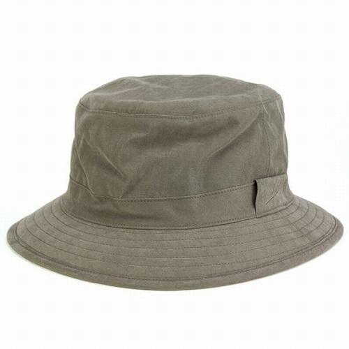 ボルサリーノ borsalino サファリハット 帽子 アウトドア ゴアテックス ボルサリーノ バケットハット GORE-TEX シンプル タフ ブラウン 茶 送料無料 [bucket hat] (メンズ 撥水生地 アウトドア ファッション 通販 ぼうし おしゃれ 登山 カメラマンハット 紳士帽子)
