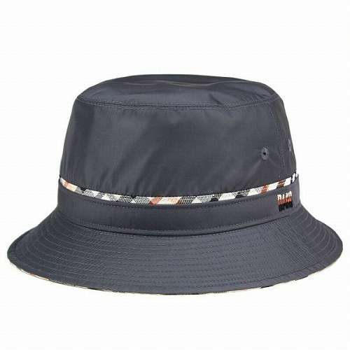 0c56d3aa96f7b0 ELEHELM HAT STORE: DAKS sahari Hat hats / men's repellent water rain / rain  hat Dax / reversible nylon / House check bucket Hat outdoors / grey |  Rakuten ...