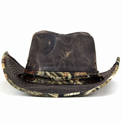 Cowboy hat damage cutting and hunting were mossy oak   outdoor military    real Camo Western wide brim   camouflage (Cap hat store fashion and stylish) efcd90d23e9