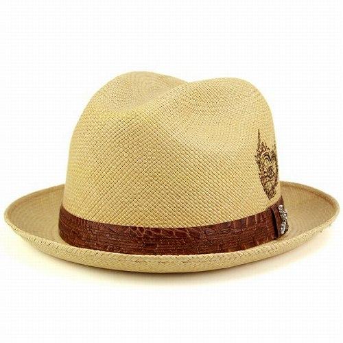 bf8636346cf14 Hair Carlos-Santana   Hat mens   turu Hat brand   spring summer fashion  Sacred  Fire Putty Brown Brown (mail-order-50s)