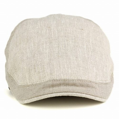 46190c432e8 Vignes Virgin wigens Cap Hat mens Ivy Cap wigens   hemp fabric spring summer    import brands Europe   beige (Hunting Hat spring summer hats store).