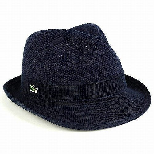 f31905743cb LACOSTE Lacoste spring summer fashion evisu polo shirt with knit hat Caps  hats mens Hat Navy Blue (hat tear drop cap casual fashion Hat spring summer  turu ...