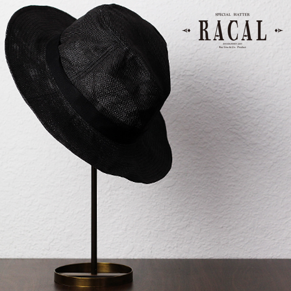 2a804270 Racal hats mens Hat racal / paper cross turu Hat / washable straw hat /  summer Hat local / black