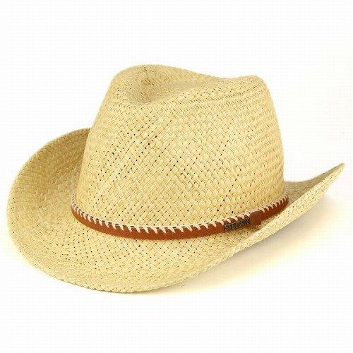 カウボーイハット STETSON ステットソン 春夏 高級素材 パナマハット ステットソン メンズ レディース 帽子 天然繊維 ツバ広 テンガロン ナチュラル 小物 カジュアル プレゼント [cowboy hat] アウトドア 送料無料 (母の日ギフト 父の日 ぼうし)