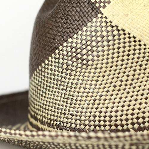 山间小屋 / 巴拿马 / 电缆 am /cableami / 服饰 / 帽子 / 大小调整或人格 / 长帽 / 棕色 / 棕色 (ELEHELM 帽子店专业商店礼品)