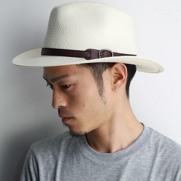 パナマハット ホワイト ワイドブリム ソルバッティ エクアドル産本パナマ 中折れハット 大きいサイズあり SORBATTI 夏 ブリーチ 白(ストローハット パナマ帽 中折れ帽子 白 ストロー 50代 60代 70代 ファッション ワイドブリムハット 大きめ ぼうし) [ panama hat ]