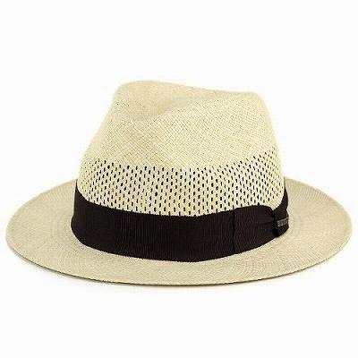 STETSON パナマハット レディース ステットソン パナマ帽 メンズ エクアドル STETSON レース編み [panama hat](メンズ中折れハット パナマ M L LL 59cm 59.5cm 61cm 中折れ帽子 メンズハット 紳士帽子 40代 50代 60代 70代 ファッション おしゃれ 通販 ぼうし)