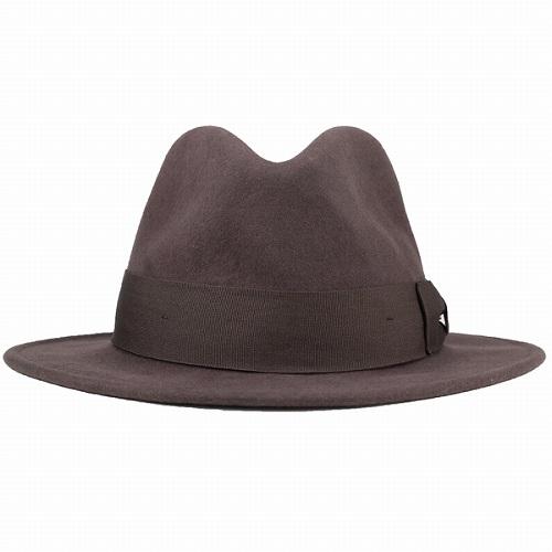 e8b4f12ed3087 Indiana Jones Hat Disney crushable wool felt men s movie Hat adventure home  autumn winter   Brown