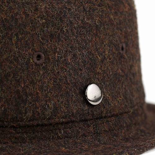 49dac94825e ELEHELM HAT STORE  Bucket Hat autumn winter   borsalino double face ...