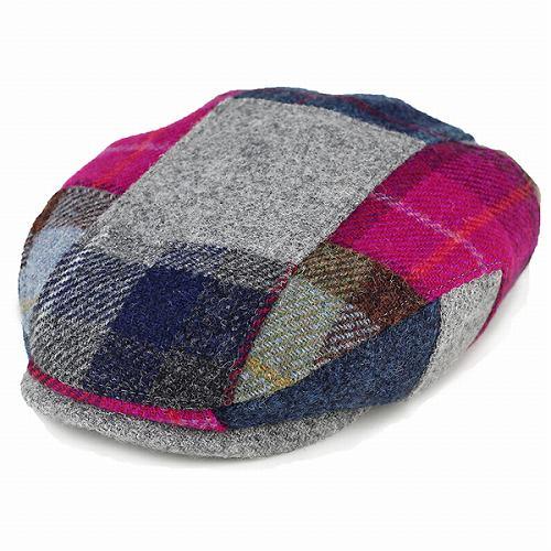 1463650ce7a25 Multimedia. Brand KASZKIET. Casket Cap men Hat autumn winter Harris Tweed  patchwork ...