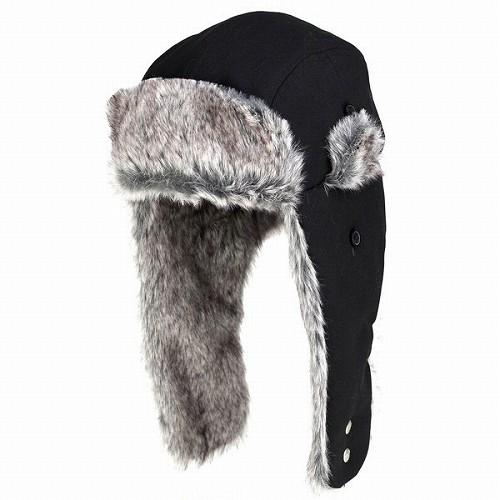 ada55405 Flight Cap Aviator Trapper flight Cap Ushanka newera new era winter cap Hat  warm Black