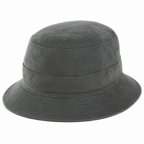 1cf71c7f5 Borsalino borsalino fall-winter calf suede Safari Hat Hat Hat mens sahari  Hat bucket Hat simple / grey