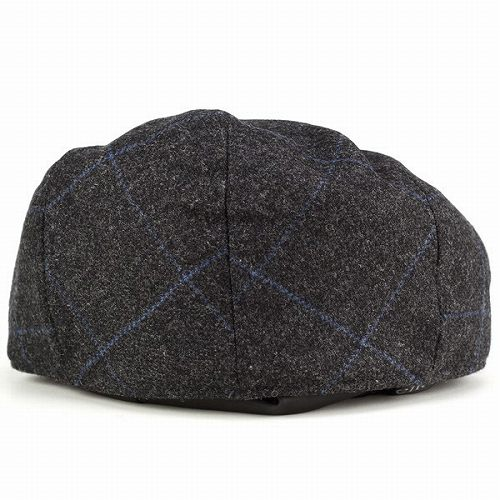 53ff57a9d Hunt Christie CHRISTYS ' LONDON Hat mens / Tweed check pattern /  autumn/winter traditional /
