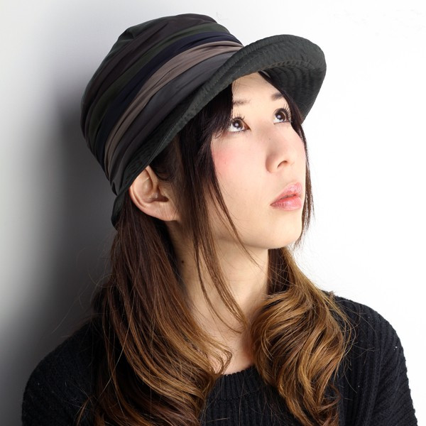 3ade06a3bf8cd Handmade hats fall winter GREVI grevi ladies waterproof hat made in Italy  gray