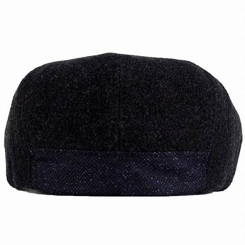 ELEHELM HAT STORE  Casket Cap   Hat autumn winter   2-tone switch ... 29f8a598f4be