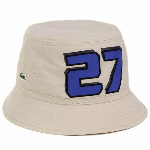 7d8c5859aeac09 ELEHELM HAT STORE: LACOSTE bucket Hat Lacoste Cap Hat beige ...
