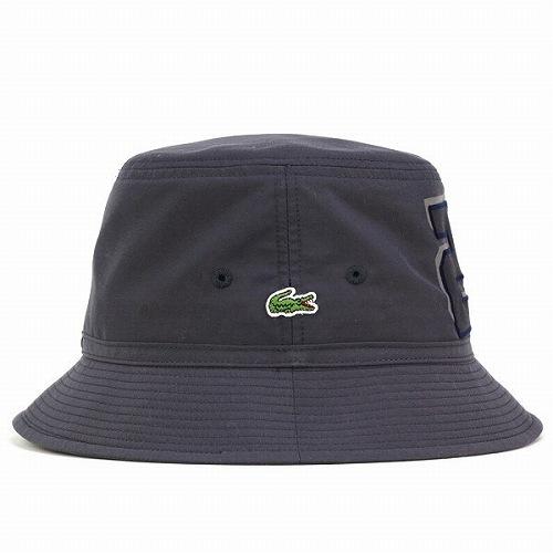88b4089c ELEHELM HAT STORE: LACOSTE bucket Hat Lacoste Cap Hat Navy | Rakuten ...