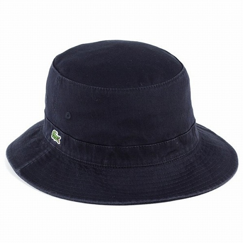 6d7bed2ef695e8 ELEHELM HAT STORE: LACOSTE bucket Hat Lacoste Hat Safari Hat Navy ...