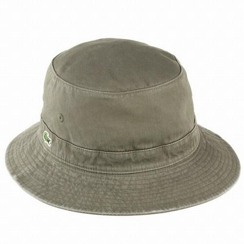 a77620bc ELEHELM HAT STORE: LACOSTE bucket Hat Lacoste Hat Safari hat (green ...