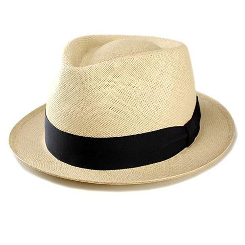パナマハット メンズ FUJIHAT フジハット パナマ帽 エクアドル 日本製 ハット 春夏 ギフト 天然素材 高級 紳士帽子 メンズハット メンズ帽子 40代 50代 60代 70代 ファッション 男性 パナマ プレゼント 中折れハット 誕生日 父親 ぼうし [panama hat] ギフト
