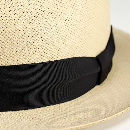 Natural material Hat / summer / men's / hair /FUJI HAT and huge heat and  Panama hats / men's / turu / women's / hat / natural (hat CAP and clean