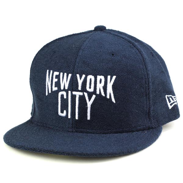9eeedecfc41 New era Cap mens   baseball cap pile ground towel Hat  newera 5950   flat  brim baseball   Dark Navy (baseball hat men s hats store men presents cool  ...