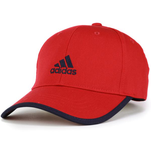 ELEHELM HAT STORE  Adidas cap mens spring summer adidas Cap Hat mens adidas  Twill Cap sports cap   red (senior day)  c6cf8a0bc57