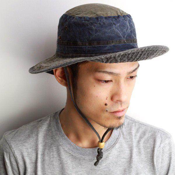 b9f6d7838 ELEHELM HAT STORE: Hats mens Boonie Hat women's spring summer dorfman  pacific Safari Hat Dorfman Pacific climbing cotton Navy Blue Navy [bucket  hat] ...