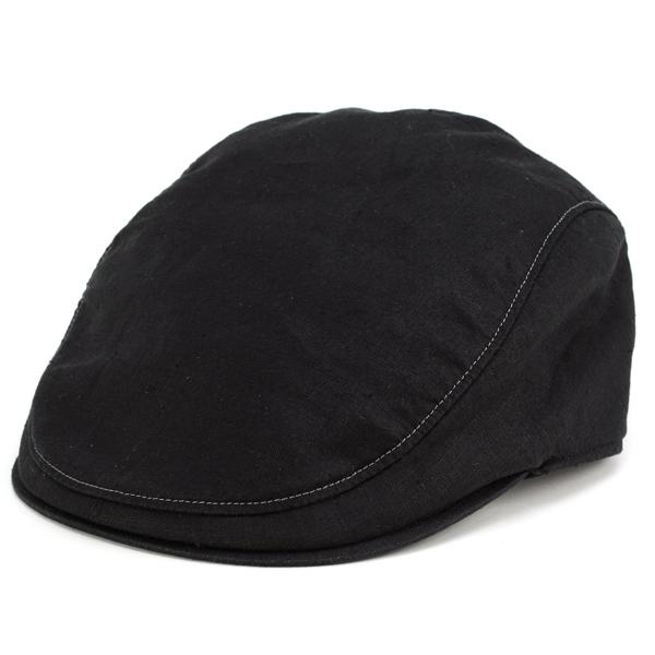 5e0c1b1d97f Cool hunting men s Borsalino Cap Caps men s hunting cap borsalino Hat linen  Ivy Cap hard Mans linen linen spring summer hunting Herdmans black (men s  hats ...