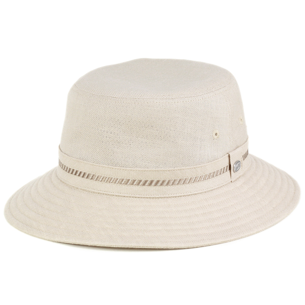 487127eadbe borsalino Hat mens borsalino Hat Safari Hat linen spring summer small size  large size 3 ...