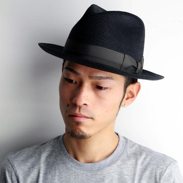4dd048918ed57 ELEHELM HAT STORE  Big hat mens Caps hats Biltmore straw hat hemp bread  CHARLESTON biltmore brand made in USA turu size Hat spring summer black  (mens Hat ...