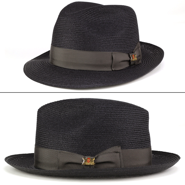3ccba2b80 Big hat mens Caps hats Biltmore straw hat hemp bread CHARLESTON biltmore  brand made in USA turu size Hat spring summer black (mens Hat men's hats  turu ...