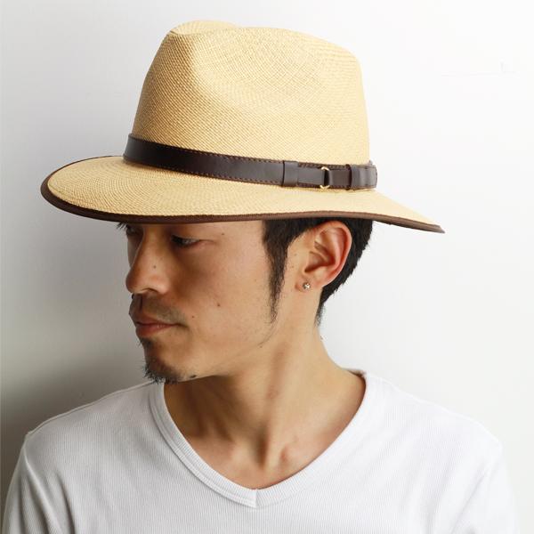 パナマハット メンズ ストローハット 帽子 パナマ クリスティーズロンドン イギリス ブランド帽子 ハット 春夏 中折れハット パナマ帽 ダウンブリム [panama hat] 紳士帽子 中折れ帽子 メンズハット ストロー 40代 50代 60代 70代 ファッション 男性 おしゃれ