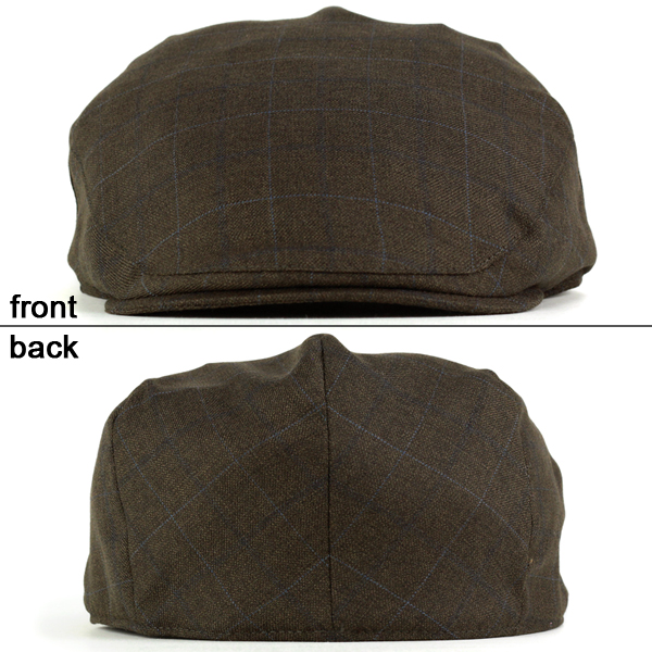 6970350ac2c Brown. Brand CHRISTYS   LONDON. CHRISTYS   LONDON sold   wool   check    hunting ...