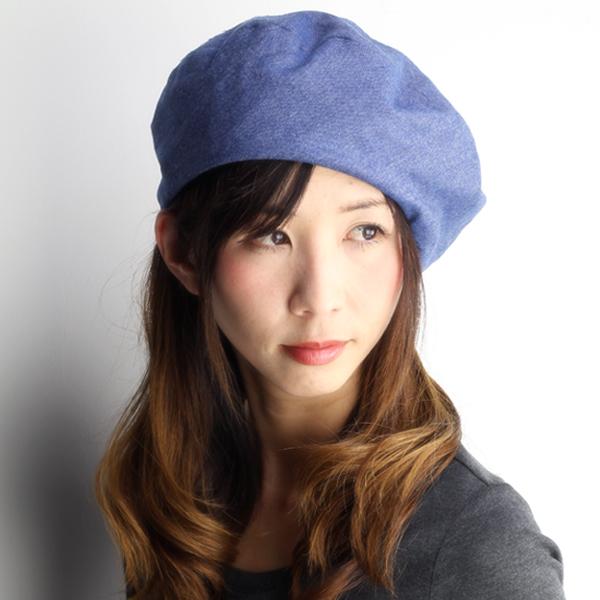 ELEHELM HAT STORE  Rosy hat rose beret Lady s beret denim rose hat ... 5520dfad715