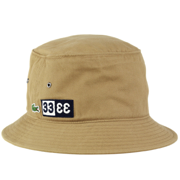 cf351f34437bad Hats mens Safari Hat lacoste spring/summer Lacoste bucket Hat men's hats  outdoors awnings UV ...