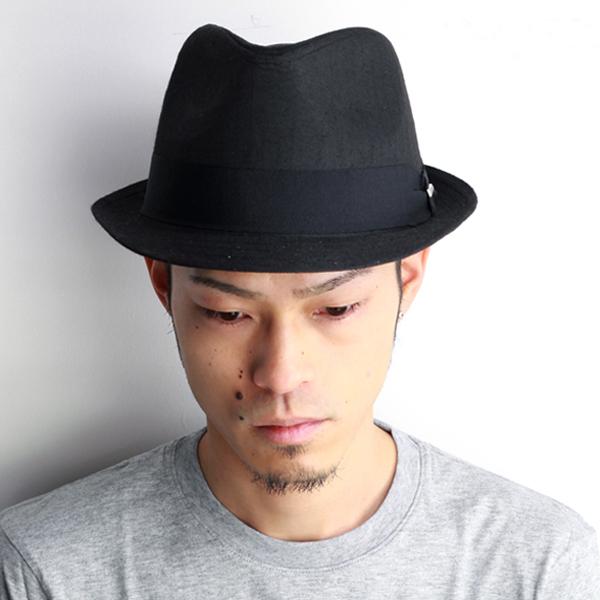 ... brand Stetson turu Hat spring summer short brim casual charcoal grey  black Black (hat Caps hats gentleman Hat mens Hat 30s 40s 50s 60s 70s  fashion hats) d5a1f18639a