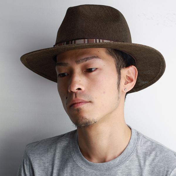 Elehelm Hat Store Spit Wide Hat Men S Straw Hat Hat Brim Wide