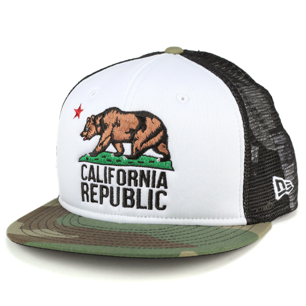a1f5d1f716c New era Cap men with hats Newera baseball cap logo Baseball Cap Women s  casual outfit california repblic 950 Cap snap back mesh bear camouflage Camo