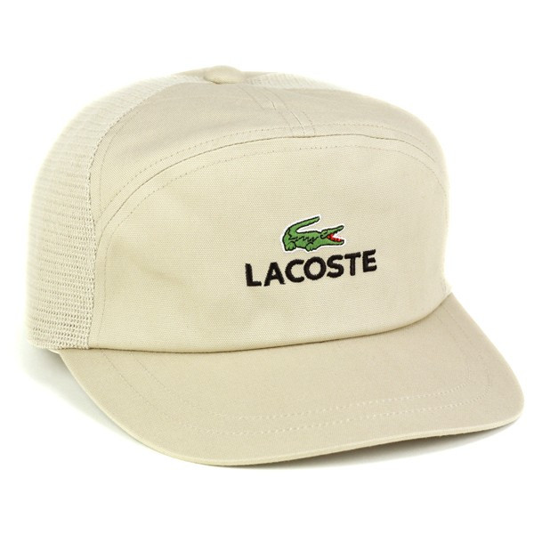 9e5bd459d Lacoste Cap mens spring summer ox Cap Hat large size Cap LACOSTE hats caps  CAP brand made in Japan beige (baseball cap baseball caps