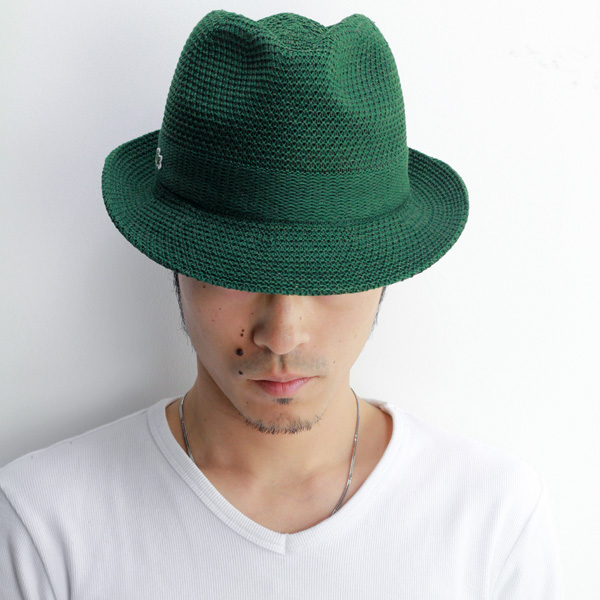 ... Hat cool Hat men s spring summer Hat breathable excellent Hat Lacoste  mens turu Hat thurmont hats crocodile brand made in Japan Green Green   fedora  d75ec326ab2