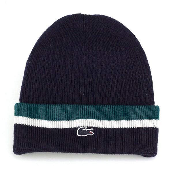 d8ec26f83a Knit Cap lacoste mens Lacoste winter knit ladies Hat NetWatch line knit Cap  border sports hat made in Japan brand crocodile knit Cap Baikal — mens ...