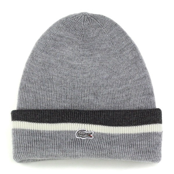 b90110089a92 Knit Cap lacoste mens Lacoste winter knit ladies Hat NET watch line knit Cap  border sports hat made in Japan brand crocodile Baikal — knit hat autumn  winter ...
