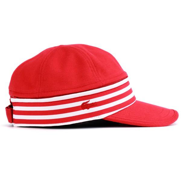 Lacoste caps men s UV processing UV protection spring summer 2way Cap sun  visor UV cut Hat ladies   sports lacoste LACOSTE CAP Hat tenjiku  hanikaamboader ... 8a6e439bedc