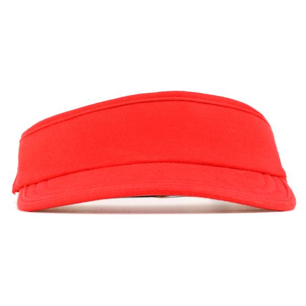 太阳遮阳男士 UV 加工 Lacoste 太阳遮阳女士体育太阳章天竺 UV 措施 Lacoste 妇女 lacoste 边的帽子和鳄鱼品牌红红日本制造 UV 切 (高级天)