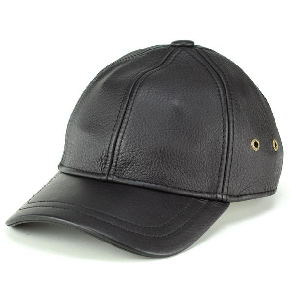 使いやすい大人レザーキャップ 当店限定販売 キャップ メンズ 牛革 ステットソン レザー oily timber stetson 帽子 cap leather 大人 プレゼントギフト 紳士 紳士帽子 メンズぼうし ぼうし サイズ調整可 レザーキャップ ブラック 黒 即日出荷 男性帽子