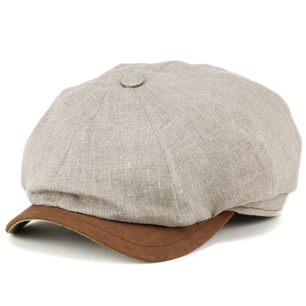 ELEHELM HAT STORE  Hat newsboy mens vigne hemp spring summer news ... 901e95ff1c8